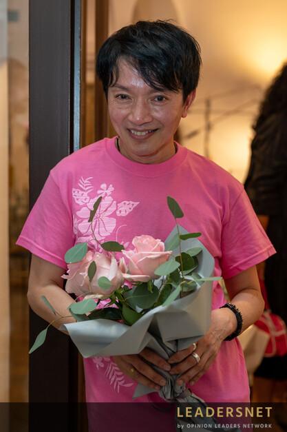Vernissage in Boutique & Galerie - LA HONG am RosaRosen Hof