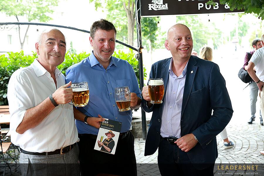 Präsentation Bier Guide 2021