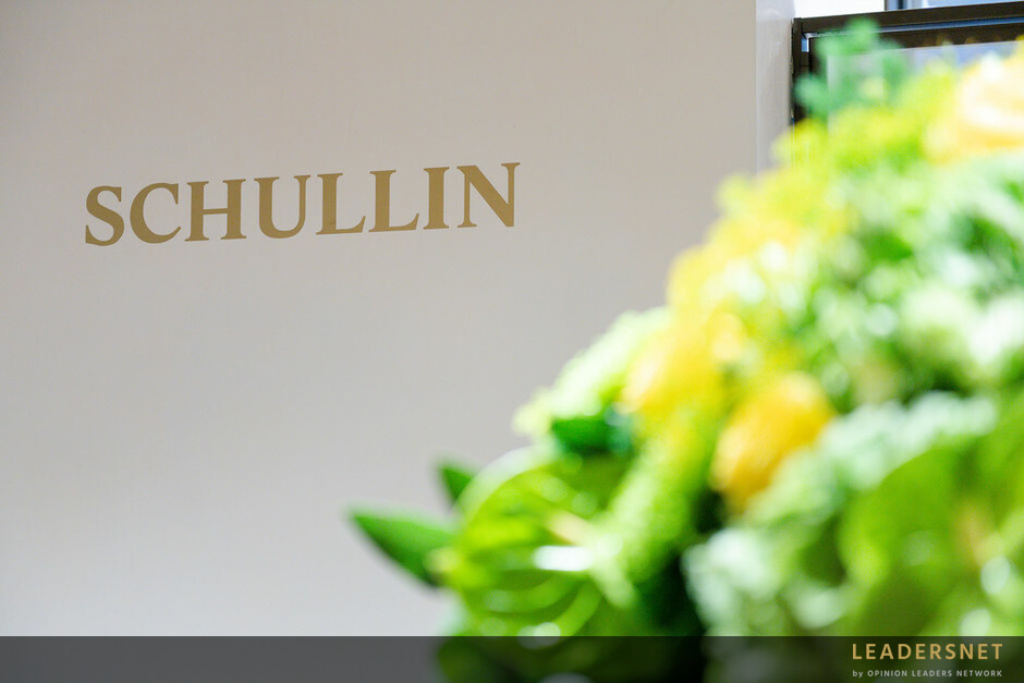 Eröffnung der neuen ROLEX Boutique im SCHULLIN Flagshipstore