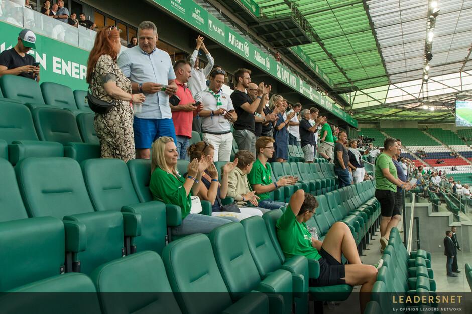 SK Rapid Wien gegen FC Kopenhagen