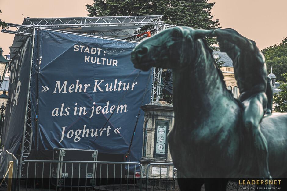 Stadt:Kultur Kurpark Baden  - Gunkl so und anders – eine abendfüllende Abschweifung