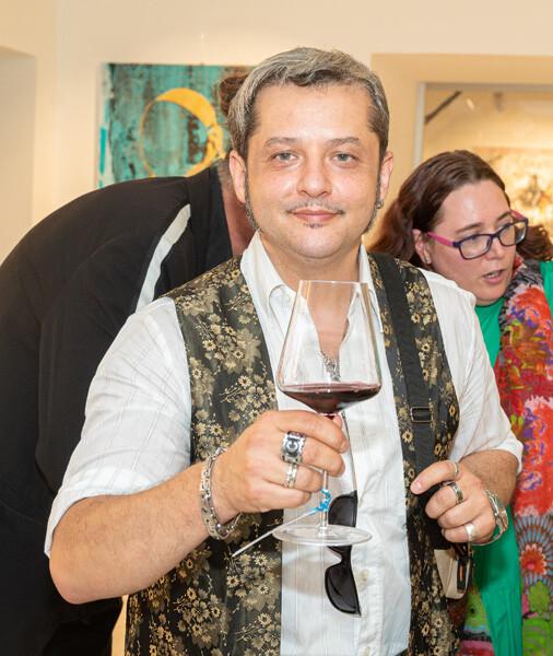 """Klang + Charity """"In Vino Caritas"""" im Salon Biogena – Teil 2"""