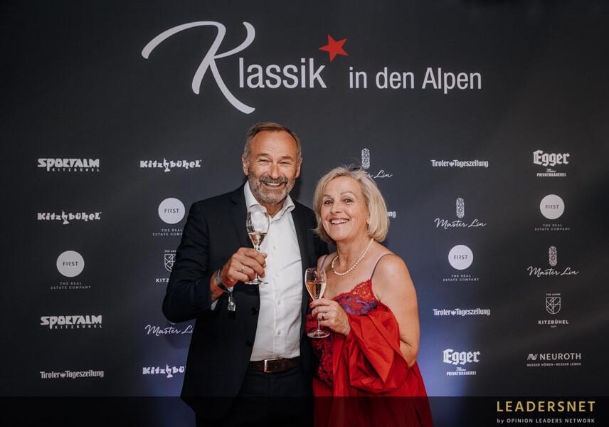 Klassik in den Alpen