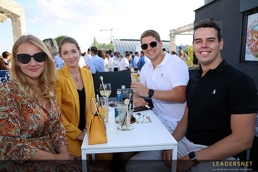 UrbanIn – The Rooftop Club is back!