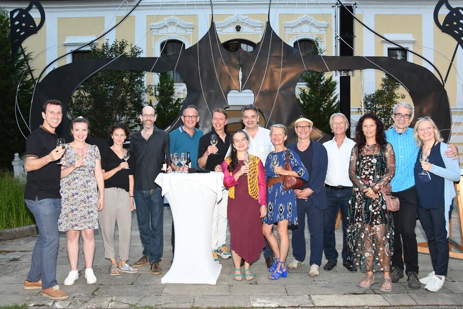 Get together Probenbeginn Operette Langenlois