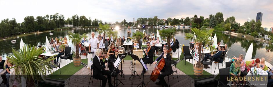 Premiere der Floating Concerts