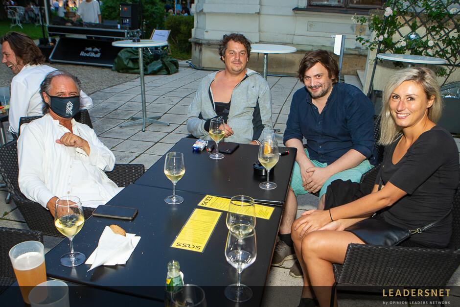 "Food & Drinks-Projekt ""Palais FREILUFT"""
