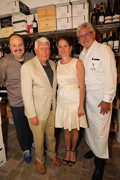 Eröffnung Casa del Vino