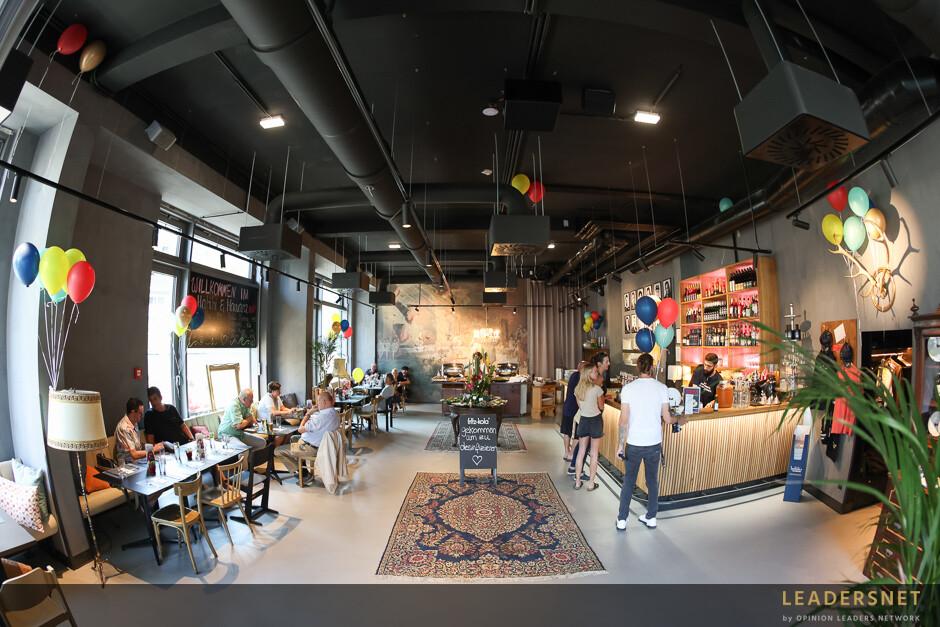 Eröffnung Restaurant Habibi & Hawara