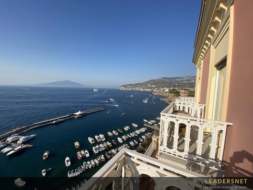 Kurzurlaubsparadis Amalfiküste und Capri